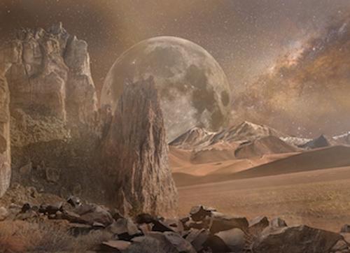二氧化硅材料可以提升火星宜居性