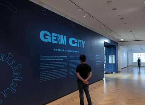 """纽约市博物馆:纵览""""细菌之城"""""""