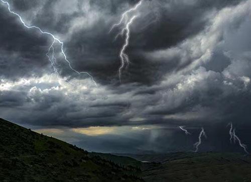 所到之处狂风暴雨,令人生畏的台风是如何形成的?