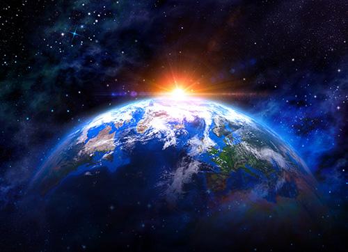 有没有认真想过,地球为什么是个球?