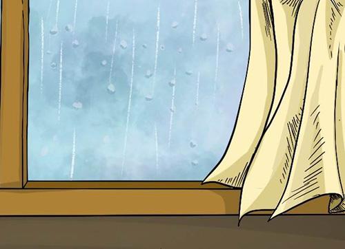 下雨天为什么睡得更香