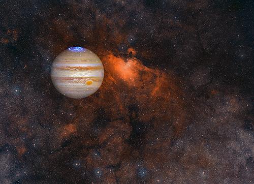 """神秘""""水晶球""""现身宇宙,映照太阳系未来命运"""