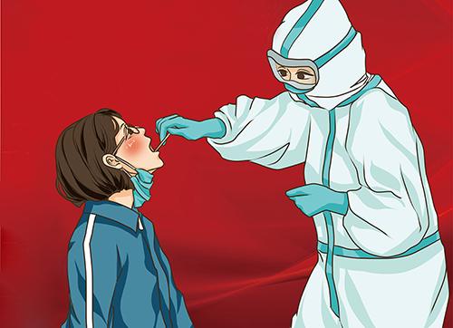 """从咽喉开始,采集到的""""核酸""""都经历了什么?"""