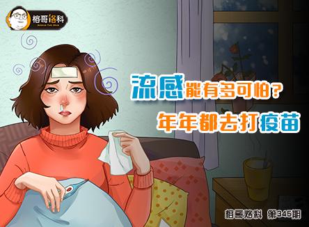 【榕哥烙科】第345期:流感能有多可怕?年年都去打疫苗
