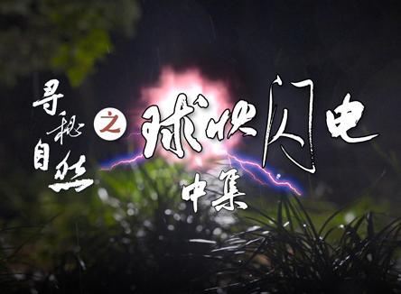 球状闪电(中)科学界公认的球状闪电真实影像,仅此1份,在中国拍到