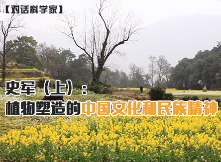 【对话科学家】史军(上):植物塑造的中国文化和民族精神
