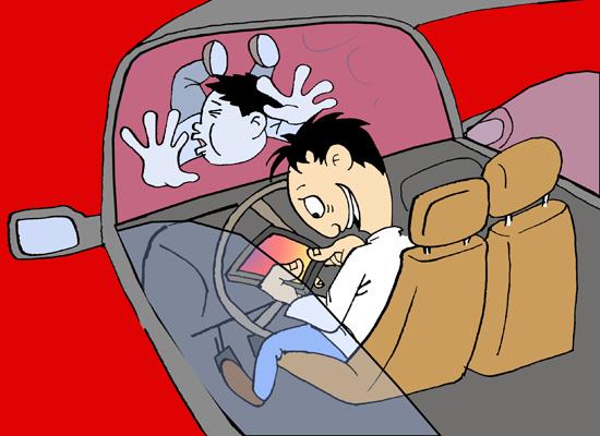 驾驶坏习惯 90%人都中枪
