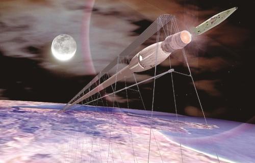 从地底到太空——真空管道运输演进史