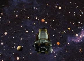 开普勒太空望远镜